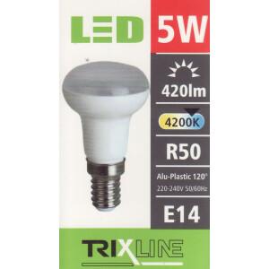 LED žarulja E-14 5W 420lm 4200K 220V