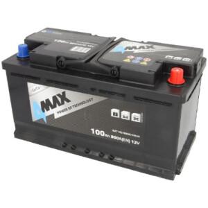 Akumulator 4-Max 100Ah