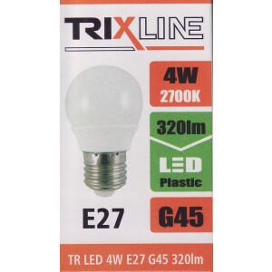 LED žarulja E-27 4W 320lm 2700K 220V