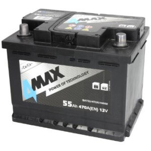 Akumulator 4-Max 55Ah