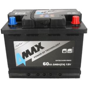 Akumulator 4-Max 60Ah