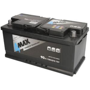 Akumulator 4-Max 90Ah