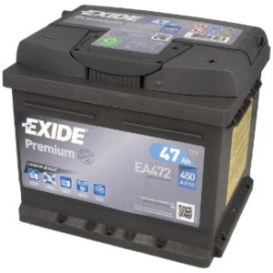 Akumulator Exide premium EA457
