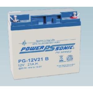 Power Sonic 12V 21,0Ah PG-12V21