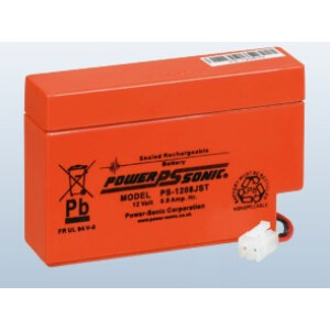 Power Sonic 12V 0,8Ah PS-1208 V-0