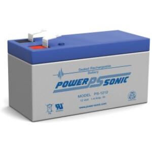 Power Sonic 12V 1,2Ah PS-1212