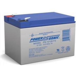 Power Sonic 12V 12,0Ah PS-12120F1