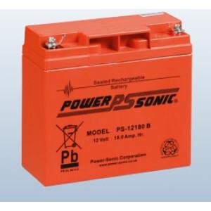 Power Sonic 12V 18,0Ah PS-12180 V0