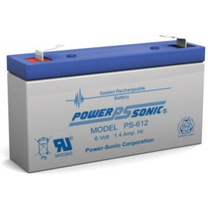 Power Sonic 6V 1,3Ah PS-612ST