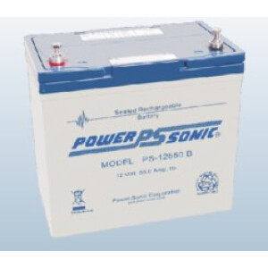 Power Sonic 12V 55Ah PS-12550