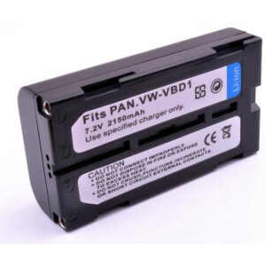 Baterija Panasonic AG-BP15P zamjenska VDR-M95