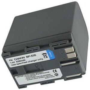 Baterija Canon XA10 zamjenska BP-808