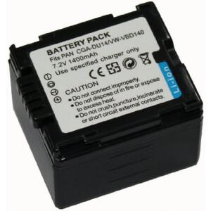 Baterija Panasonic CGA-DU14 zamjenska VDR-M75