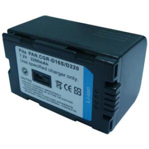 Baterija Panasonic CGR-D16S zamjenska NV-DS11ENA