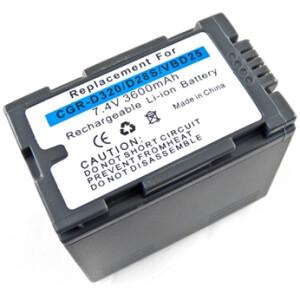 Baterija Panasonic CGR-D320 zamjenska PV-DV800