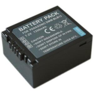 Baterija Panasonic DMW-BLB13 zamjenska Lumix DMC-ZS19K