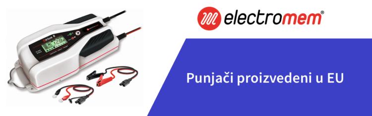 Electromem - Punjači proizvedeni u EU