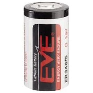 Baterija EVE Litij CR34615 10000 mAh