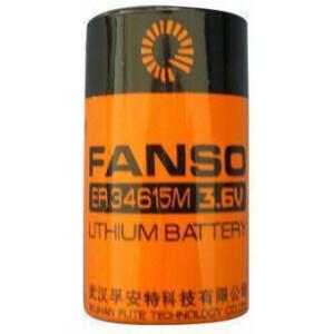 Baterija Fanso Litij CR34615E-en D 10000mAh 3,6V