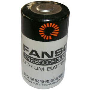 Baterija Fanso Litij ER26500H 3,6V C