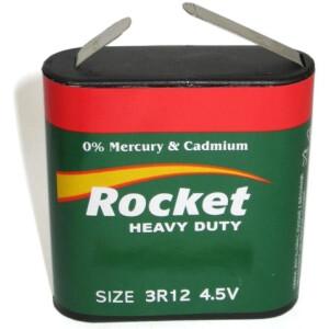 Baterija Rocket 3R12 - 4.5V