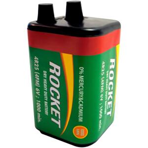 Baterija Rocket 4R25 - 6V 1000min.