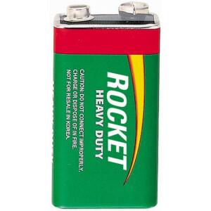 Baterija Rocket 6F22 - 9V