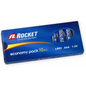 Baterija Rocket LR03 - AAA - 1.5V alkalna 10 kom.