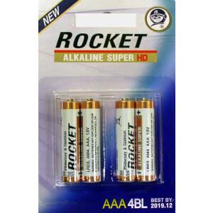 Baterija Rocket HD LR03 - AAA - 1.5V alkalna