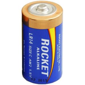 Baterija Rocket LR14 - C - 1.5V alkalna blister