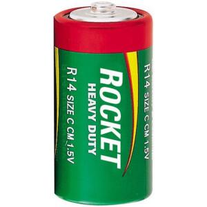 Baterija Rocket R14 - C - 1.5V