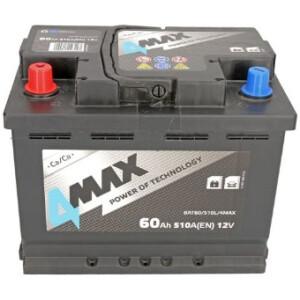 Akumulator 4-Max 60Ah +L