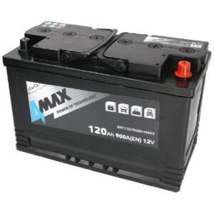 Akumulator 4-Max 120Ah visoki