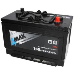 Akumulator 4-Max 6V 165Ah