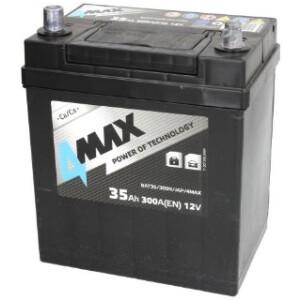Akumulator 4-Max 35 jap +D