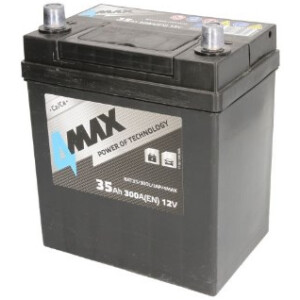 Akumulator 4-Max 35 jap +L