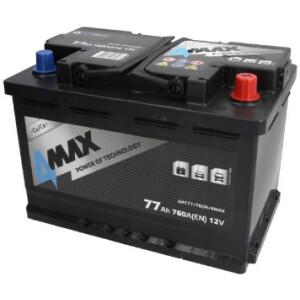 Akumulator 4-Max 77Ah