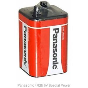 Baterija Panasonic 4R25