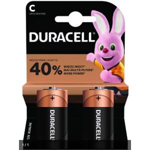 Baterija Duracell Basic LR14-C