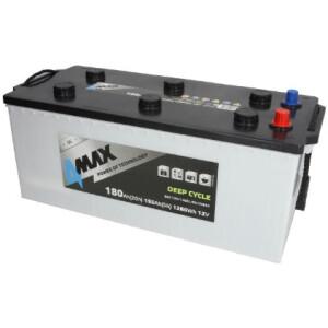 Akumulator 4-Max deep-cycle 180Ah stacionarni