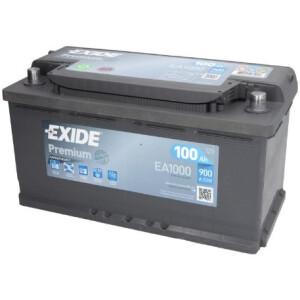 Akumulator Exide premium EA1000