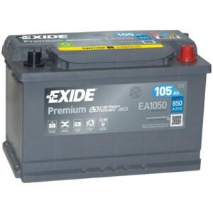 Akumulator Exide premium EA1050