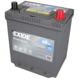 Akumulator Exide premium EA406 (azija)
