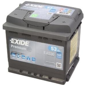 Akumulator Exide premium EA530