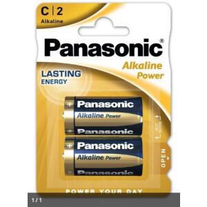 Panasonic Alkaline Power LR14-C (Blister)