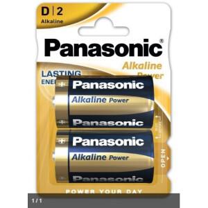 Panasonic Alkaline Power LR20-D (Blister)