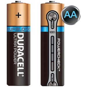 Baterija  Duracell Ultra Powercheck LR6 - AA
