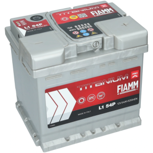 Akumulator FIAMM Titanium PRO 54Ah
