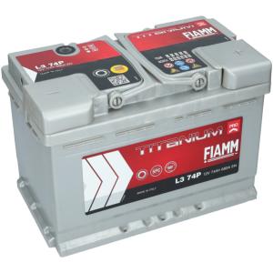 Akumulator FIAMM Titanium PRO